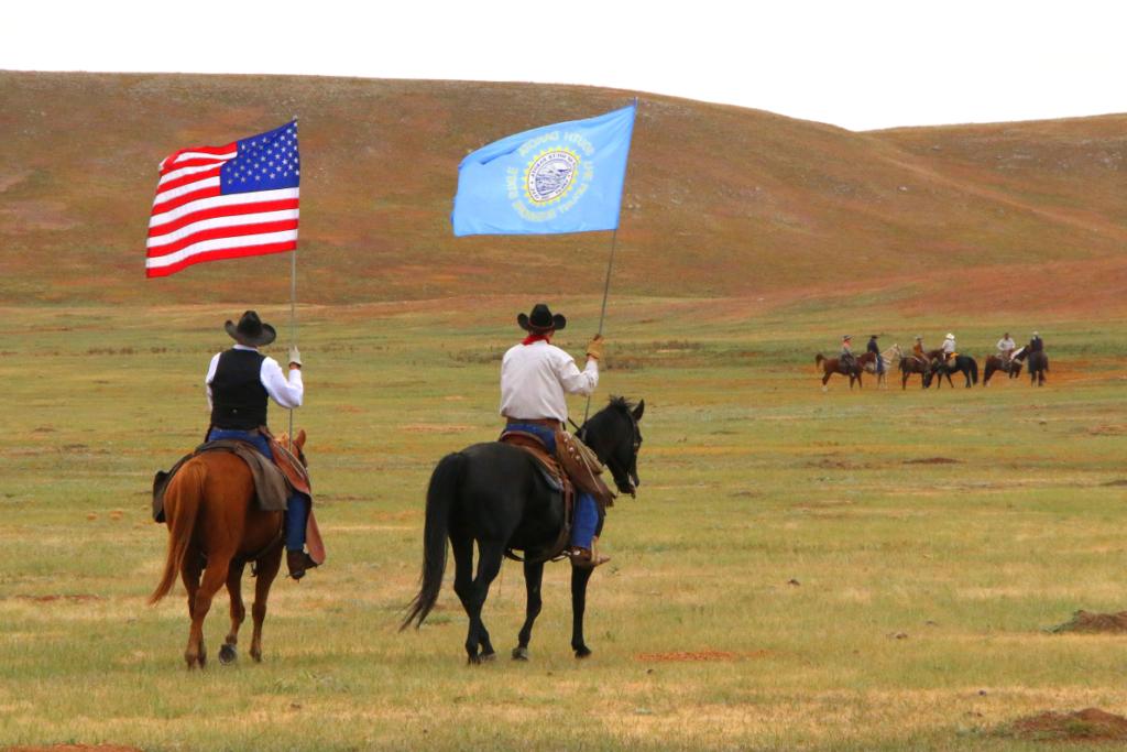 RM-Buffalo Roundup Custer