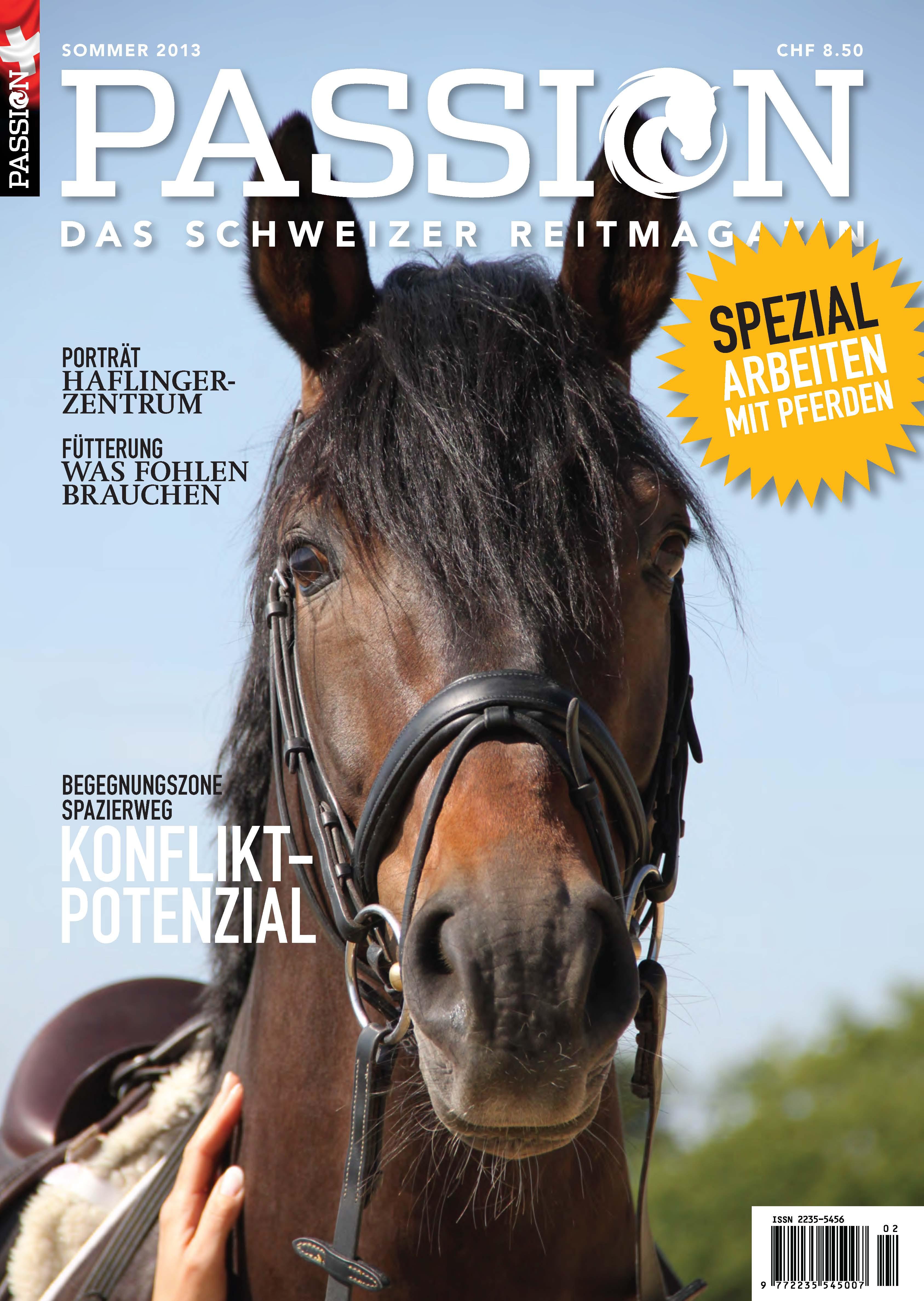 Titelseite Sommer 2013