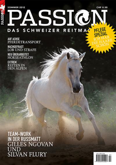 Umschlag Sommer 2012