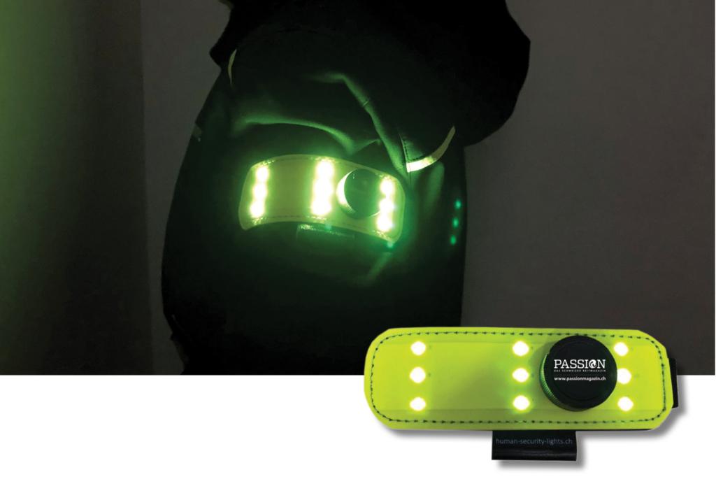 Passion LED-Leuchtbinde